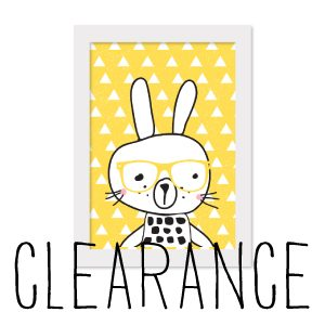 clearance 5 prints - Prints For Kids